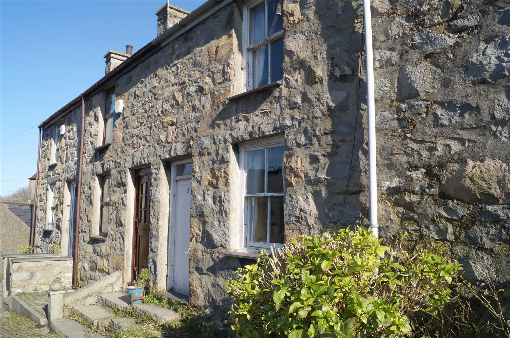 New Street, Trefor - £65,000/Reduced to